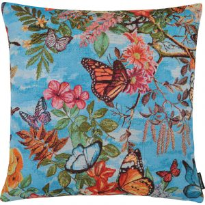The Cushion Shop kussen Butterfly Paradise