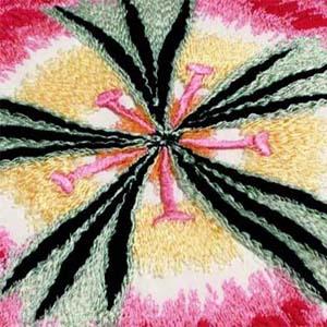 Missoni Home cushion Passion Flower T03