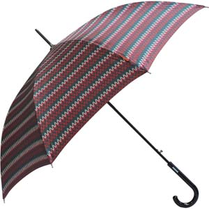 Missoni automatic men's umbrella Nikita Burgundy