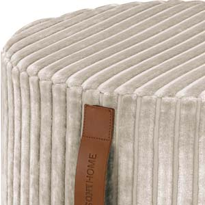 Missoni Home cylinder pouf Coomba 21