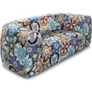Missoni Home sofa Gravita Passiflora Giant