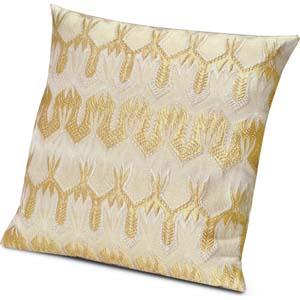 Missoni Home cushion Ormond Gold 401
