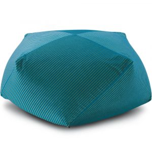 Missoni Home diamond pouf Rafah 74