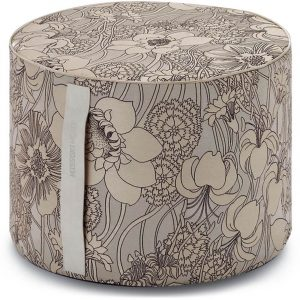 Missoni Home cylinder pouf Reasi
