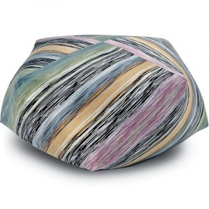 Missoni Home diamond pouf Strasburgo