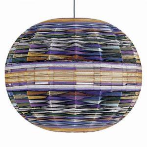 Missoni Home lamp Thea Kuta Nero Multicolore 160