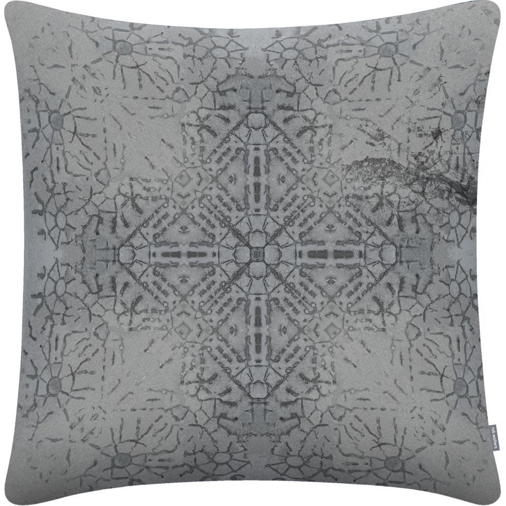 Rob Walters cushion Encre