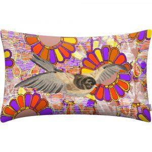 Rob Walters cushion Oiseau