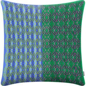 Rob Walters cushion Stitch Green
