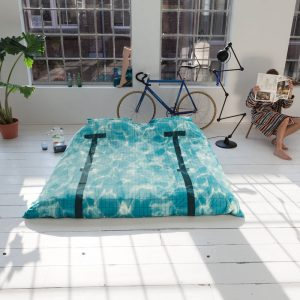 Snurk bed linen set Pool