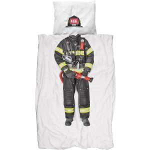 Snurk bed linen set Firefighter