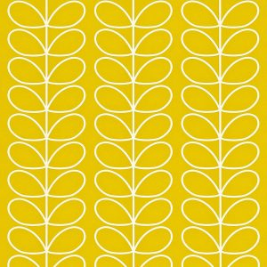 Orla Kiely wallpaper Linear Stem Mimosa