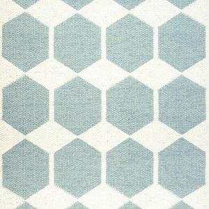 Brita Sweden plastic rug Anna Aqua