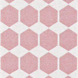 Brita Sweden plastic rug Anna Pink