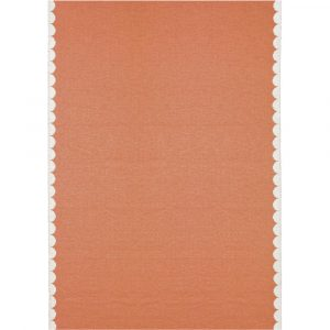 Brita Sweden plastic rug Bobbi Pale Brick
