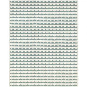 Brita Sweden plastic rug Gittan Water