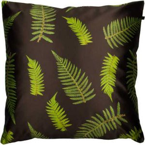 EST-1966 cushion NO-9 Ferns Black