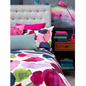 Bluebellgray bedding Abstract