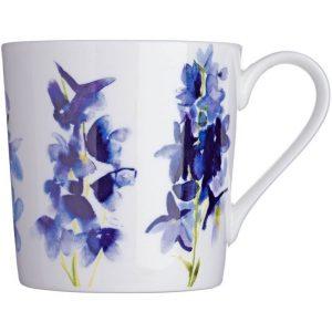 Bluebellgray mug Delphinium