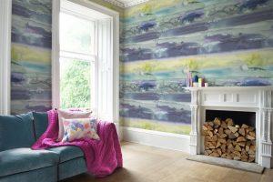 Bluebellgray wallpaper Morar