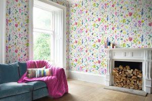 Bluebellgray wallpaper Tetbury