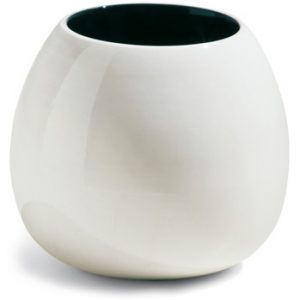 Missoni Home bowl vase white