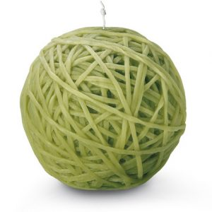 Missoni Home Gomitolo candle large green