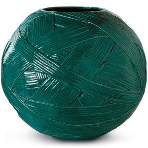 Missoni Home vase Gomitolo green