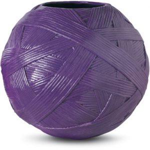 Missoni Home vase Gomitolo purple