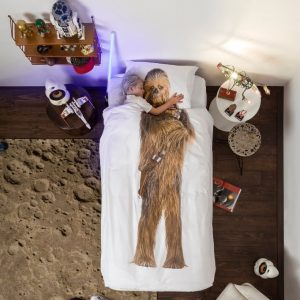 Snurk Starwars bed linen set Chewbacca - Limited Edition