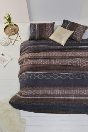 Oilily bedding Shady Glade Coral