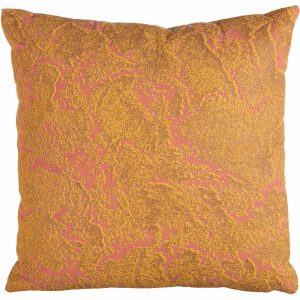 Oilily cushion Afterglow Coral
