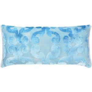 Designers Guild cushion Iridato Sky