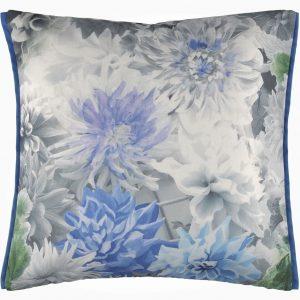 Designers Guild outdoor cushion Mariedal Cobalt