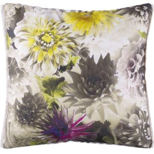 Designers Guild outdoor cushion Mariedal Peony