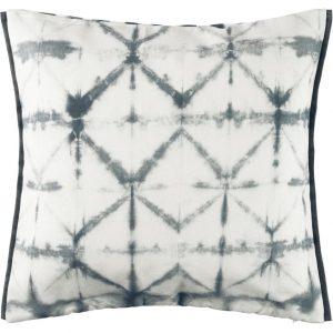 Designers Guild outdoor cushion Seraya Graphite