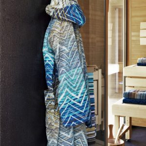 Missoni Home bathrobe Tolomeo 170