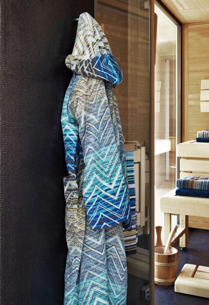Missoni Home bathrobe Tolomeo 170
