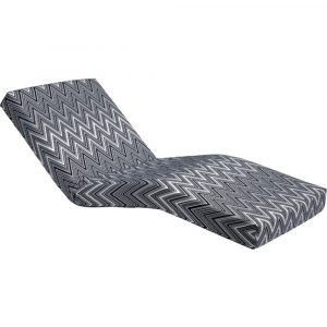 Missoni Home outdoor lounger chair Jalamar