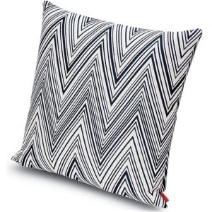 Missoni Home cushion Chevron black