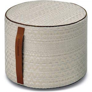 Missoni Home cylinder pouf Teton 211