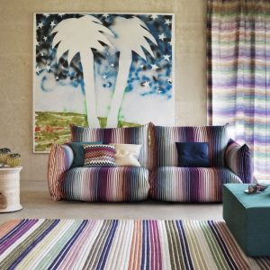 Missoni Home cushion Togo