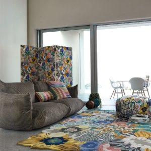 Missoni Home screen room divider Levante 3