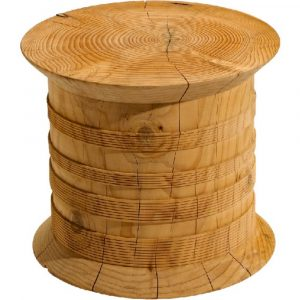 Missoni Home Spool table cedar