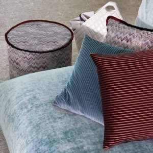 Missoni Home cylinder pouf Thailand 164