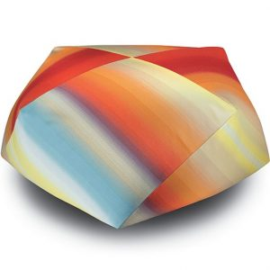Missoni Home outdoor diamond pouf Tonga 159