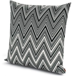 Missoni Home outdoor cushion Kew black