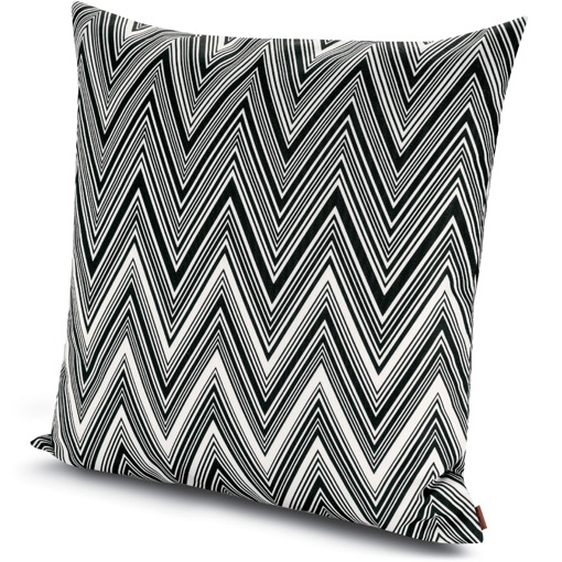Missoni Home outdoor cushion Kew black