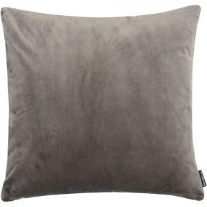 The Cushion Shop kussen Velvet Mauve Grey
