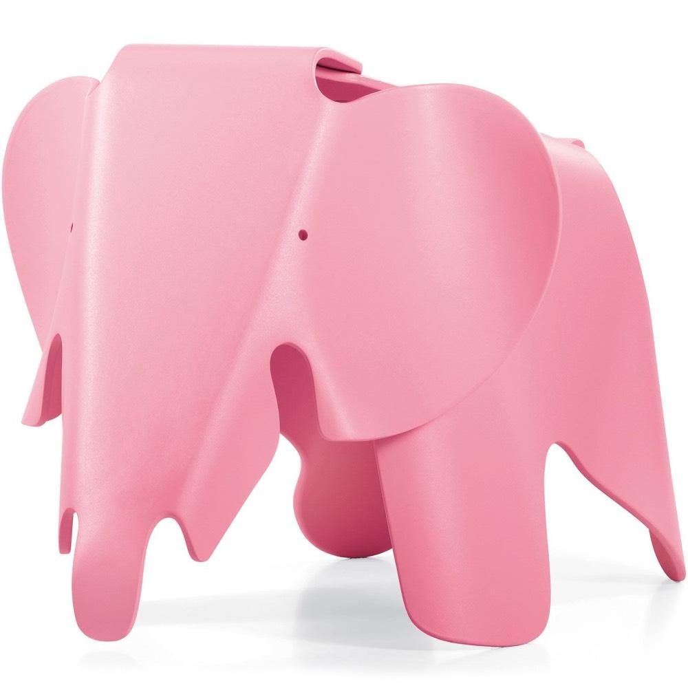 Vitra Eames Elephant stool light pink